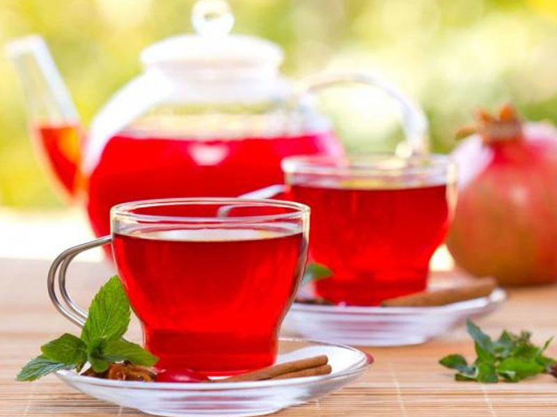 Qripə, depressiyaya qarşı çay