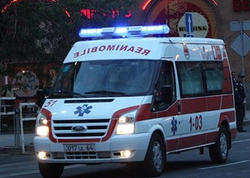 Ermənistanda 9 nəfər restoranda dəm qazından zəhərlənib