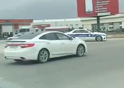Bakıda sürücülərə tələ quran polislərin kimliyi bilindi