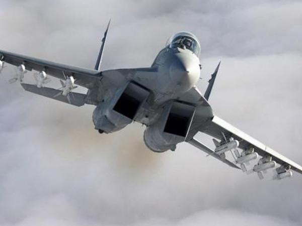 """Su-30 qırıcısı qəzaya uğrayıb - <span class=""""color_red"""">ölənlər var</span>"""