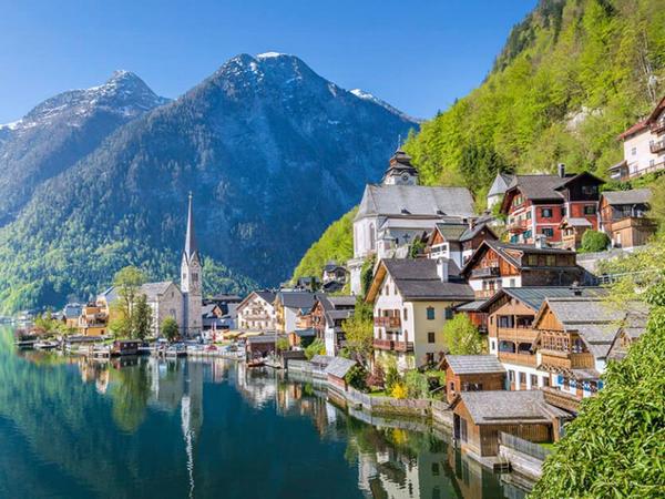 Ötən il Avstriyada turizm sahəsində yenidən rekord qeydə alınıb