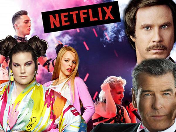 """""""Netflix"""" """"Eurovision""""la bağlı film çəkir"""
