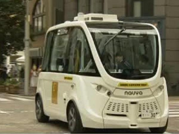 Bu şəhər avtomatlaşdırılmış avtobus xidmətinə keçməyə hazırlaşır - FOTO