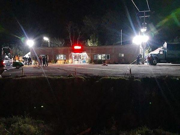 Mafiya 2 gecədə 48 nəfəri küçədə güllələdi - FOTO