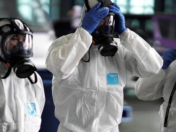 Cənubi Koreyada yeni növ koronavirusa yoluxanların sayı artıb