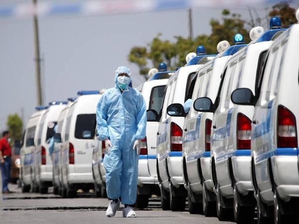 Hubey əyalətində yeni növ koronavirusdan ölənlərin sayı 125-ə çatıb