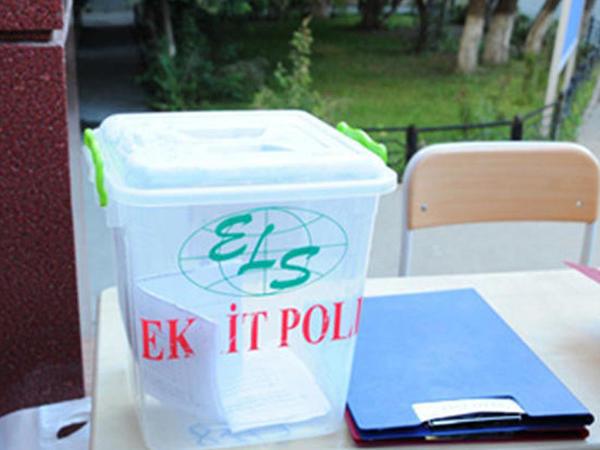 """""""Exit-poll"""" keçirəcək təşkilatlar barədə qərarvermə müddəti sabah başa çatır"""