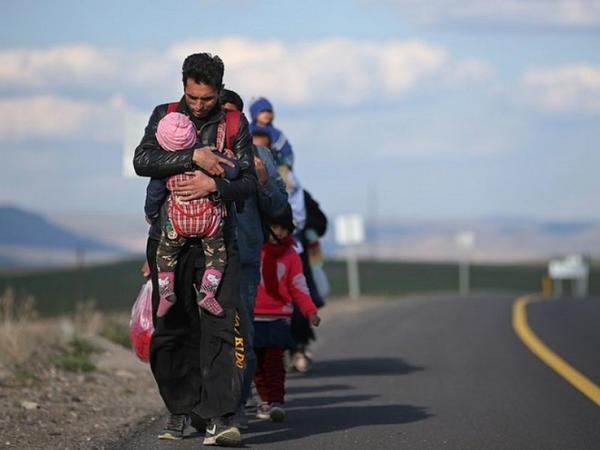 Yunanıstan hökuməti 10 min miqrantı Türkiyəyə göndərmək niyyətindədir