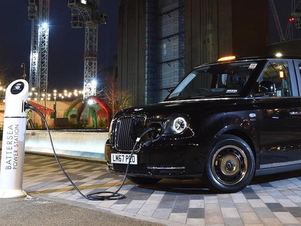 Bakıya 100 yeni elektrik taksisi gətiriləcək