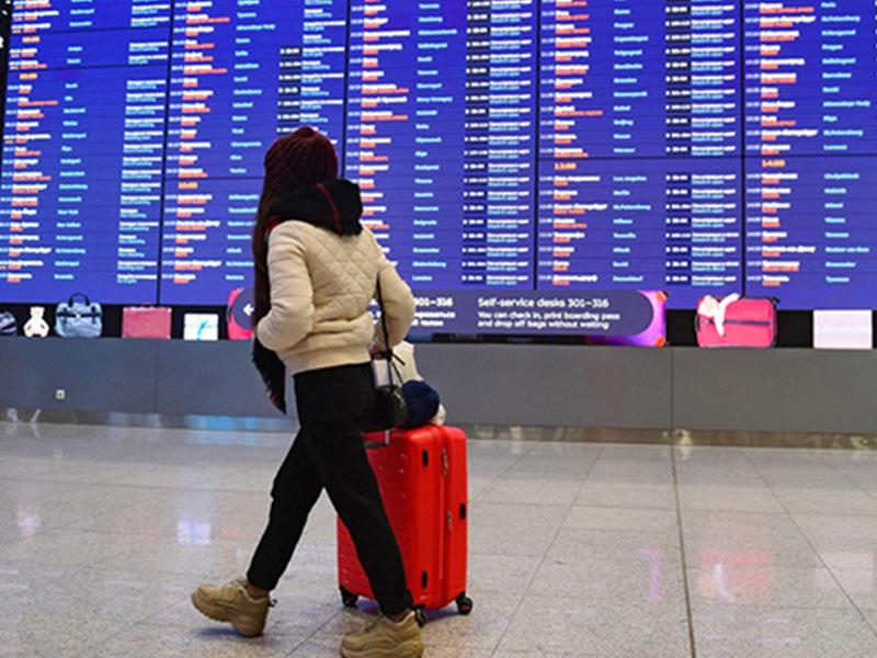 Rusiya aviaşirkəti koronavirus səbəbiylə Avropaya uçuşları dayandırdı