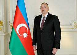 Prezident İlham Əliyev ukraynalı həmkarına başsağlığı verdi