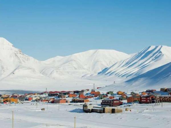 Dünyanın ən şimal şəhəri - FOTO