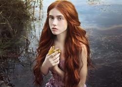 Liliyanın portretləri - FOTO