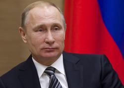 Putin Polad Bülbüloğlunu təbrik edib