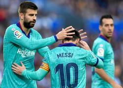 Messi ilə Pike arasında münaqişə