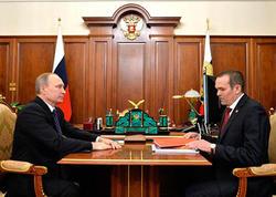 Putin İqnatyevi işdən çıxarmasının səbəbini açıqladı