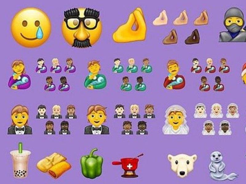 Telefonlara yeni emojilər gəlir