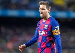 Messi oyunlara zədəli çıxır