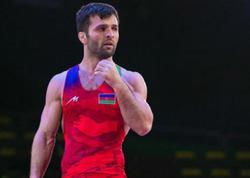 Güləşçimiz Eldəniz Əzizli Avropa çempionatında komandamıza ilk medal qazandırıb