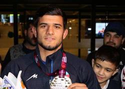 """&quot;Olimpiadada da uğurumun davamını gətirməyə çalışacağam"""" - <span class=""""color_red"""">Sənan Süleymanov</span>"""