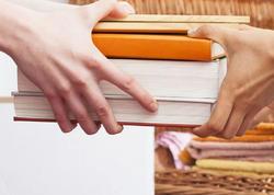 Fevralın 14-ü Beynəlxalq kitab bağışlama günüdür