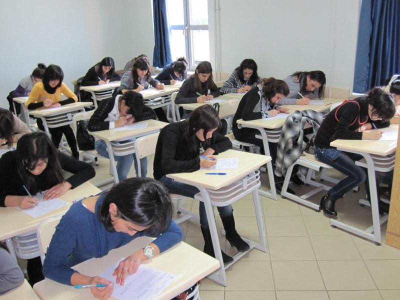 Ali təhsil müəssisələrinə qəbul imtahanının ikinci mərhələsi üzrə sınaq imtahanı keçiriləcək