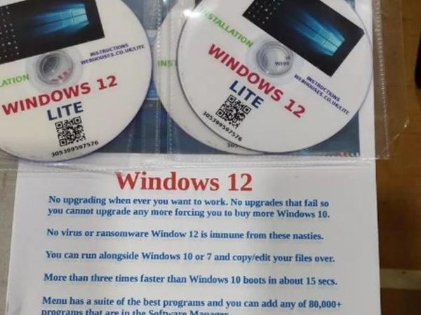 Windows 10 sizi bezdirir? Windows 12 Lite ilə tanış olun