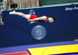 Fərdi proqramda kişilər və qadınlar arasında batut gimnastikası və tamblinq üzrə yarışların finalçıları müəyyənləşib