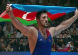 Aslanbek Alborov Avropa çempionatının bürünc medalını qazandı