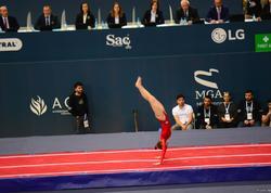 Tamblinqdə qadınlar arasında yarışlarda rusiyalı gimnast qalib gəldi