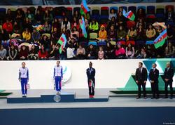 Tamblinq yarışlarında qaliblər mükafatlandırıldılar - FOTO