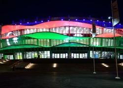 Belarus gimnastlar kişilər arasında sinxron cütlüklərin yarışında qalib gəliblər