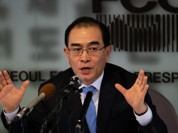Cənubi Koreyaya sığınan KXDR-in sabiq diplomatı parlament seçkilərinə hazırlaşır