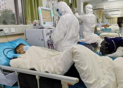 Çinin Hubey əyalətində koronavirusdan ölənlərin sayı 1696 nəfərə çatdı