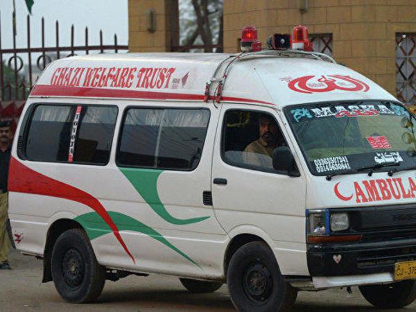 Pakistanda naməlum zəhərli qazın sızması nəticəsində ölənlər var