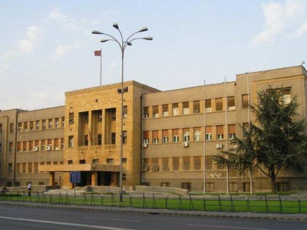 Şimali Makedoniya parlamenti buraxıldı