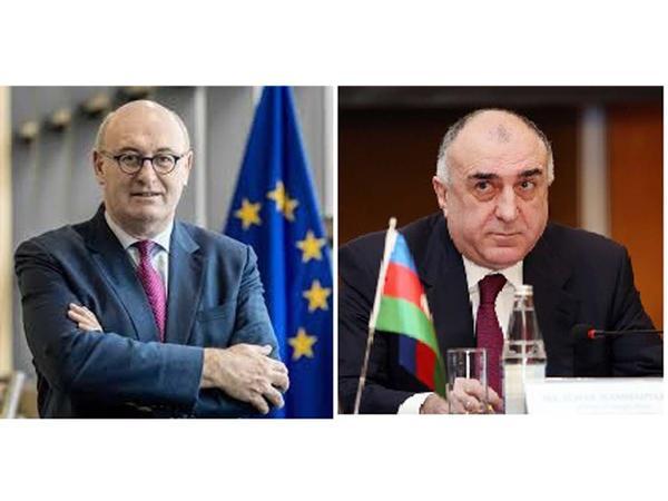 Azərbaycan və Avropa İttifaqı arasında yeni saziş layihəsi müzakirə edilib