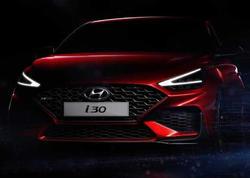 Yenilənmiş Hyundai i30 modelinin yeni tizerləri dərc edilib - FOTO