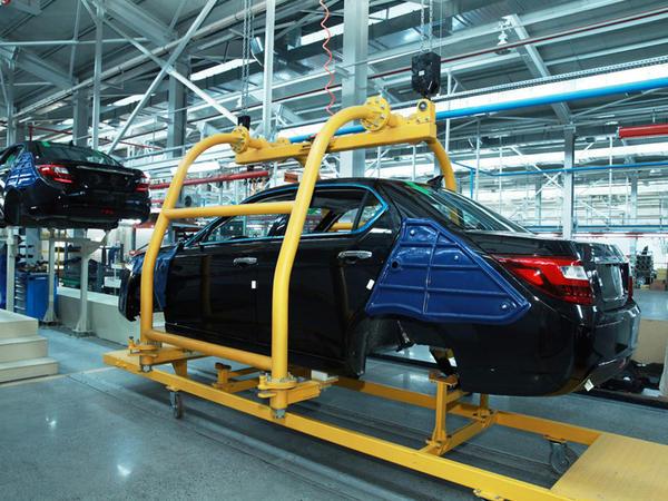 Azərbaycanda bir ayda 192 minik avtomobili istehsal olunub