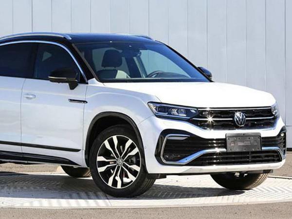 Volkswagen Çin bazarı üçün Tayron X modelini hazırlayıb - FOTO