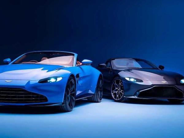 Aston Martin Vantage açıq versiyaya sahib olub - FOTO
