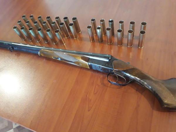 Tərtər sakinlərinin evindən silah tapıldı