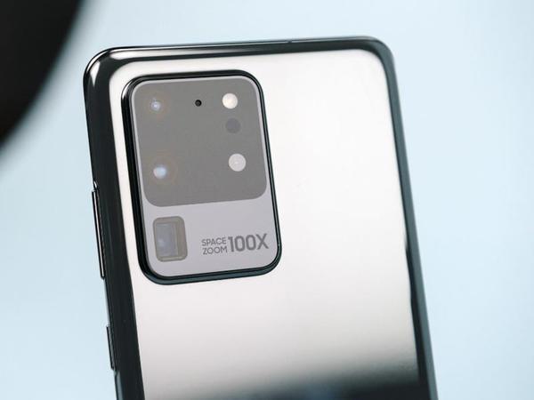 """Samsung Galaxy S20 Ultra LTE"" smartfonu buraxılacaq"