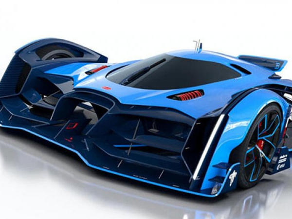 """Futuristik gələcək konsepsiyası – <span class=""""color_red"""">Buqatti Vision Le Mans</span>"""
