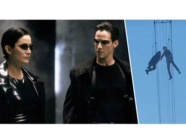 Matrix 4-ün çəkiliş meydançasından yeni kadrlar yayıldı – VİDEO