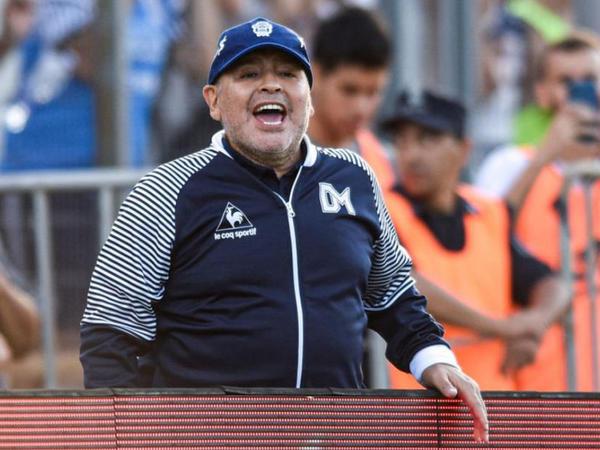 """Maradona oyun zamanı narkotika qəbul edib? - <span class=""""color_red"""">VİDEO</span>"""