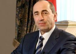 Köçəryan erməni kəşfiyyatının şefi ilə birləşir