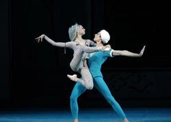 """Mariya Teatrı """"Məhəbbət əfsanəsi"""" tamaşasını Arif Məlikova həsr edib - FOTO"""