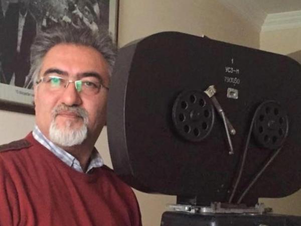 Rejissor Rza Siyami: İranda türkcə film sahəsində sürətli bir irəliləyiş var