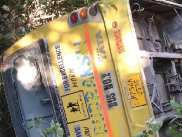 Hindistanda avtobus qəzası nəticəsində 19 nəfər öldü